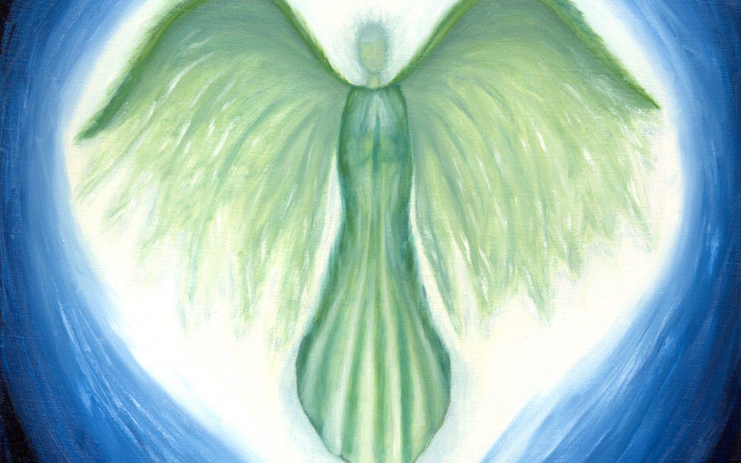 Heart Chakra Angel