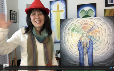 Intuitive Message on the Solstice from MotherMary Blessing the World
