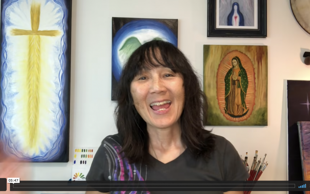 Connecting with Higher Self
