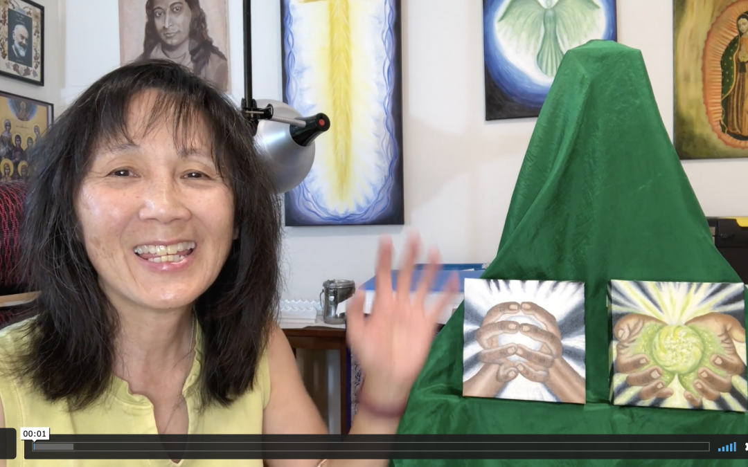 Intuitive Message from Healing Hands